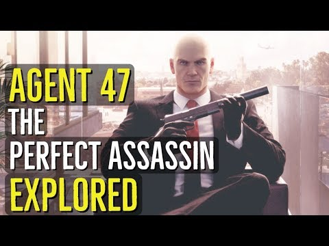 Agent 47 (THE PERFECT ASSASSIN) Hitman Explored