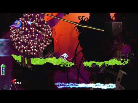 Earthworm Jim HD - XBLA/PSN - Game Trailer