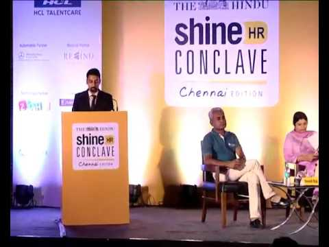 37th The Hindu Shine HR CONCLAVE | Chennai Edition - PART 1