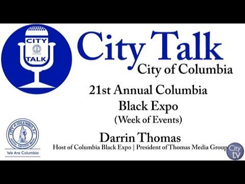 City Talk: 21st Annual Columbia Black Expo