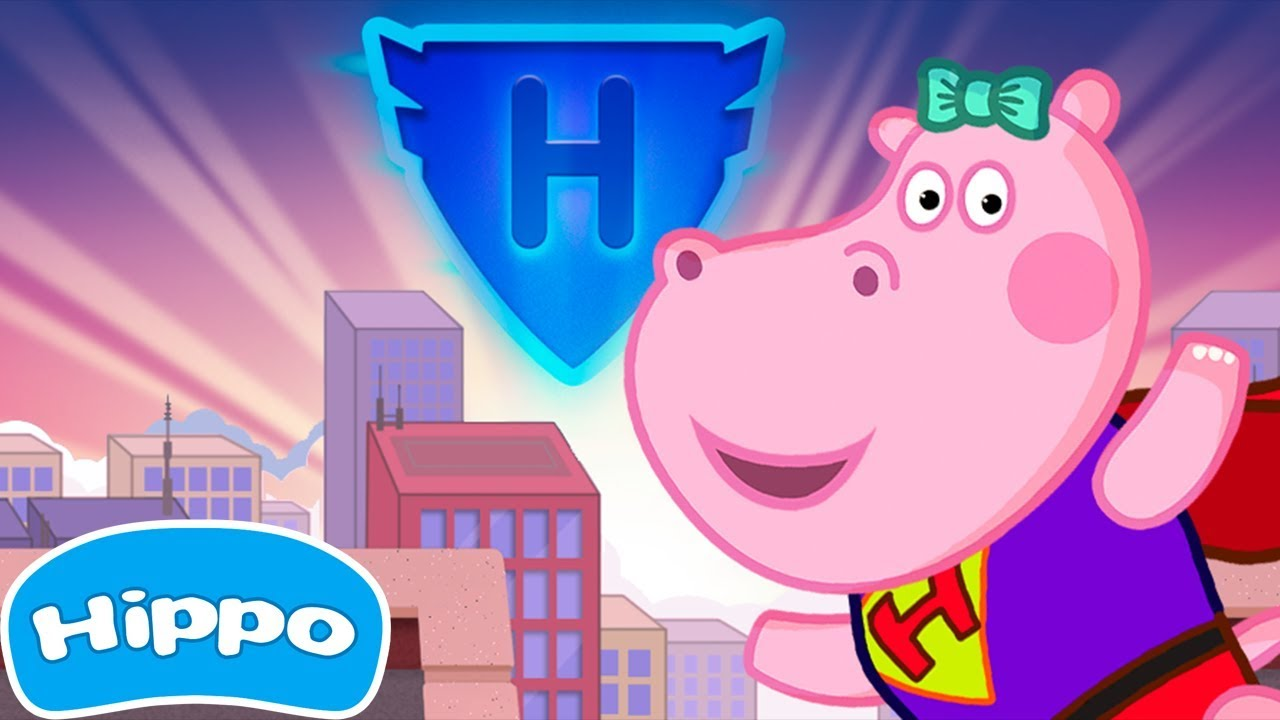 Hippo enfants superheroes gratuit jeu de dessin anim pour les enfants youtube - Dessin anime goldorak gratuit ...