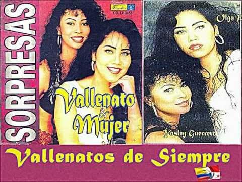 Vallenato y Mujer-Olga Pacheco-Dímelo