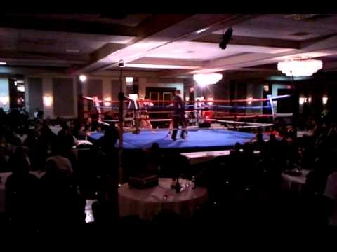 "Benny ""The Albanian Jet"" Izairi vs Bill ""Shark"" Finn 4-28-12"