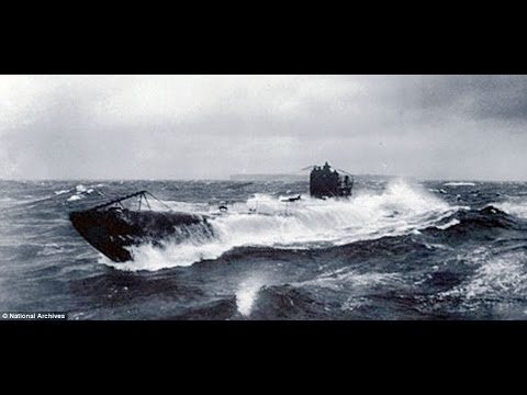 German U-boat UB-107 & British SS Malvina Mystery WW1