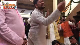 Shyam Singh ji Chouhan & Mayank sharma ताली वन माली न सोप नचितो होले रे Dt 29.01.2019