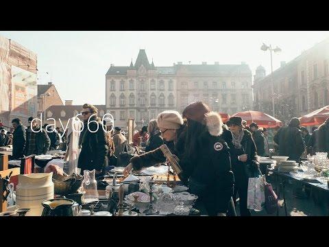 day660 : Flea market in Zagreb @Croatia