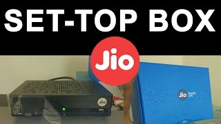 reliance jio set top box   dth offer launching in india   features update   price unboxing