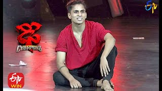 Piyush Performance | Dhee Champions | 4th November 2020 | ETV Telugu
