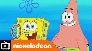 SpongeBob SquarePants | Sports Stars | Nickelodeon UK