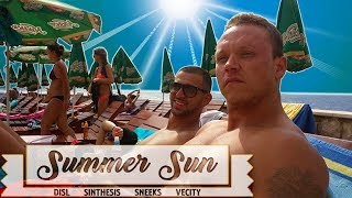 """""""Summer Sun"""" by DISL Automatic ft. Sinthesis & Sneeks (Prod. by VeCity)"""