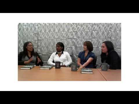 Berkeley College Online Book Club - The Girl on the Train - Live Panel Discussion 11/24/15