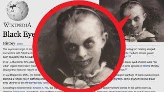 10 ЖУТКИХ Страниц Википедии!