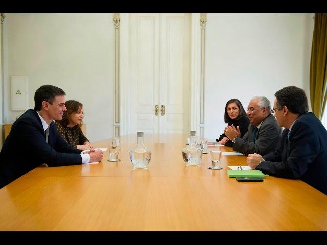 Sánchez: Decimos no a la gran coalición con el PP y diremos sí a una gran coalición progresista