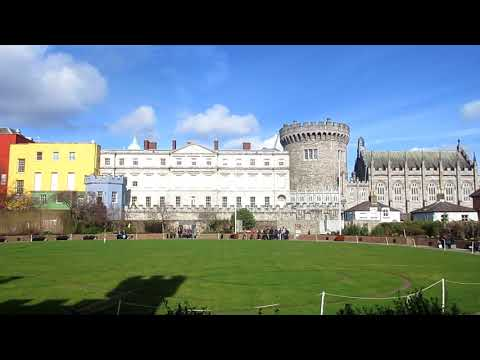Dublin, Republic of Ireland TRAVEL VIDEO