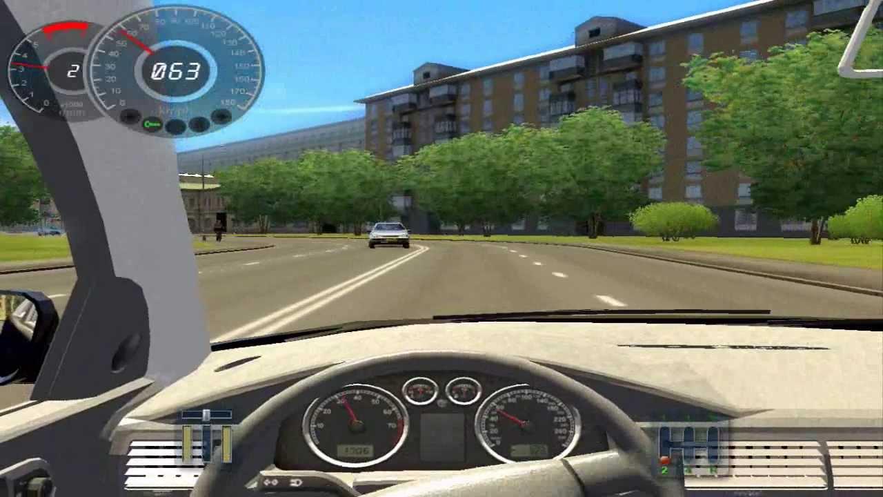 City Car Driving Car Mods