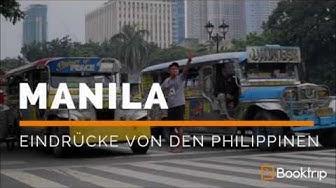 Reisebericht Manila: Eindrücke aus der Hauptstadt der Philippinen