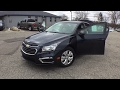 2015 Chevrolet Cruze Clarkston, Waterford, Lake Orion, Grand Blanc, Highland, MI UB80368P