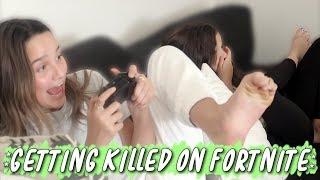 Getting Killed on Fortnite (WK 404.3) | Bratayley