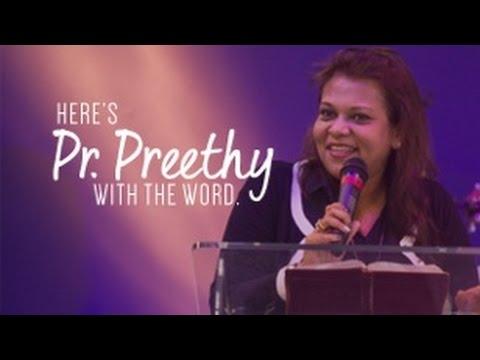 We have been set free- Pr Preethy