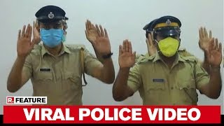 Coronavirus: Kerala Police's Hand-Wash Dance Raising Awareness Goes Viral