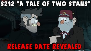 "Gravity Falls: S2E12 ""A Tale of Two Stans"" - Release Date & Pictures Revealed!"