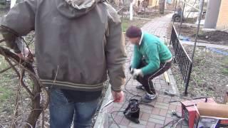 видео инверторная сварка днипро м 250