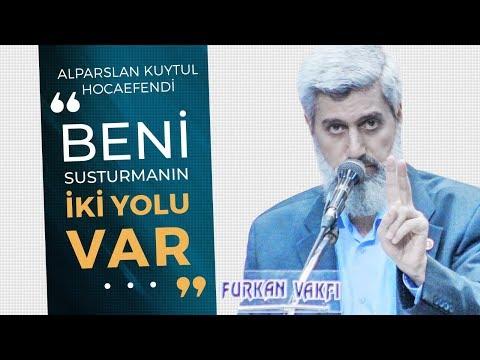 GÜNCEL | Alparslan KUYTUL Hocaefendi AKP'yi neden eleştiriyor? | 12 Ocak 2018