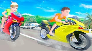 Bike Impossible Stunt Riders 2017 - Bike Racing Games