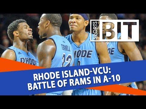 Rhode Island Rams at VCU Rams | Sports BIT | NCAAB Picks
