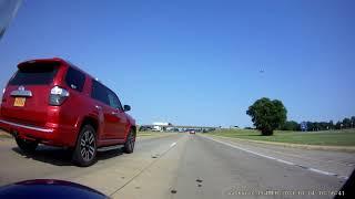 Typical Interstate Traffic