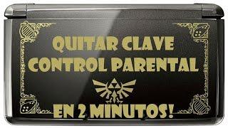 Tutorial Quitar Control Parental de Nintendo 3DS 😍🎮