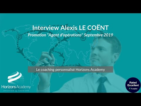 Interview Alexis LE COENT