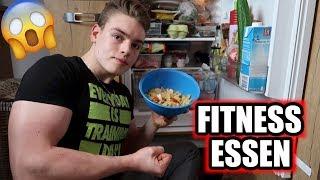 Fitness Essen für Jugendliche Bodybuilder - so baut man Muskeln auf!