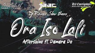 Download lagu Dj Ora Iso Lali Aftershine Ft Damara De Gusti Kulo Nyuwon Paringono Ati Jembar Panthelo Id