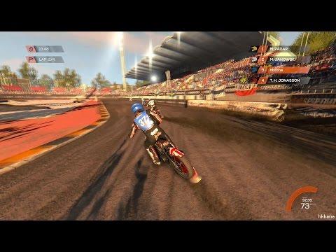 FIM Speedway Grand Prix 15 Season Mode Gameplay