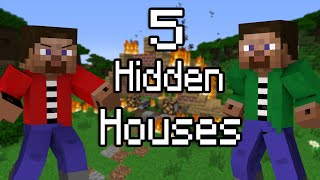 5 Ways to Hide your Base from Hackers & Pros - Minecraft thumbnail