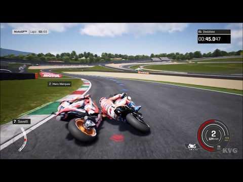 MotoGP 18 - Andrea Dovizioso Gameplay (PC HD) [1080p60FPS] |