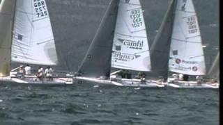 J80 - European Championship 2010 - Lake Garda