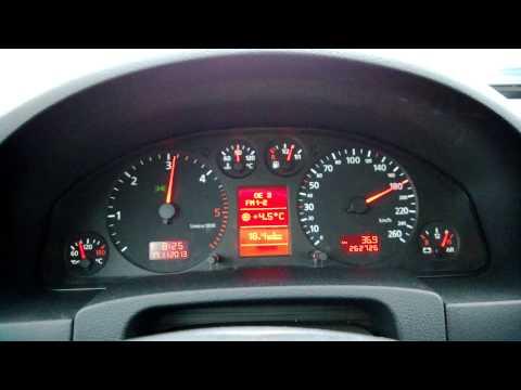 Audi A6 C5 2.5 TDI V6 Quattro  BDG@AKE (180ps)