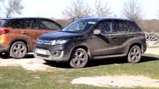 Prueba Suzuki Vitara 2015 - ActualidadMotor