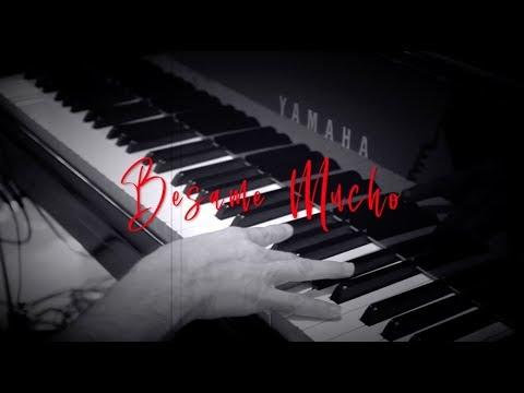 Besame Mucho -  Trio Retro - Lyric Video