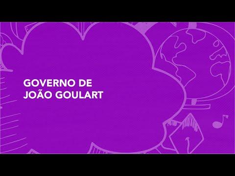 Questão Resolvida - Governo de João Goulart - Parlamentarismo  nº 01