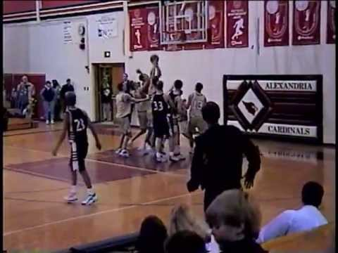 2000 Fergus Falls at Alexandria Basketball