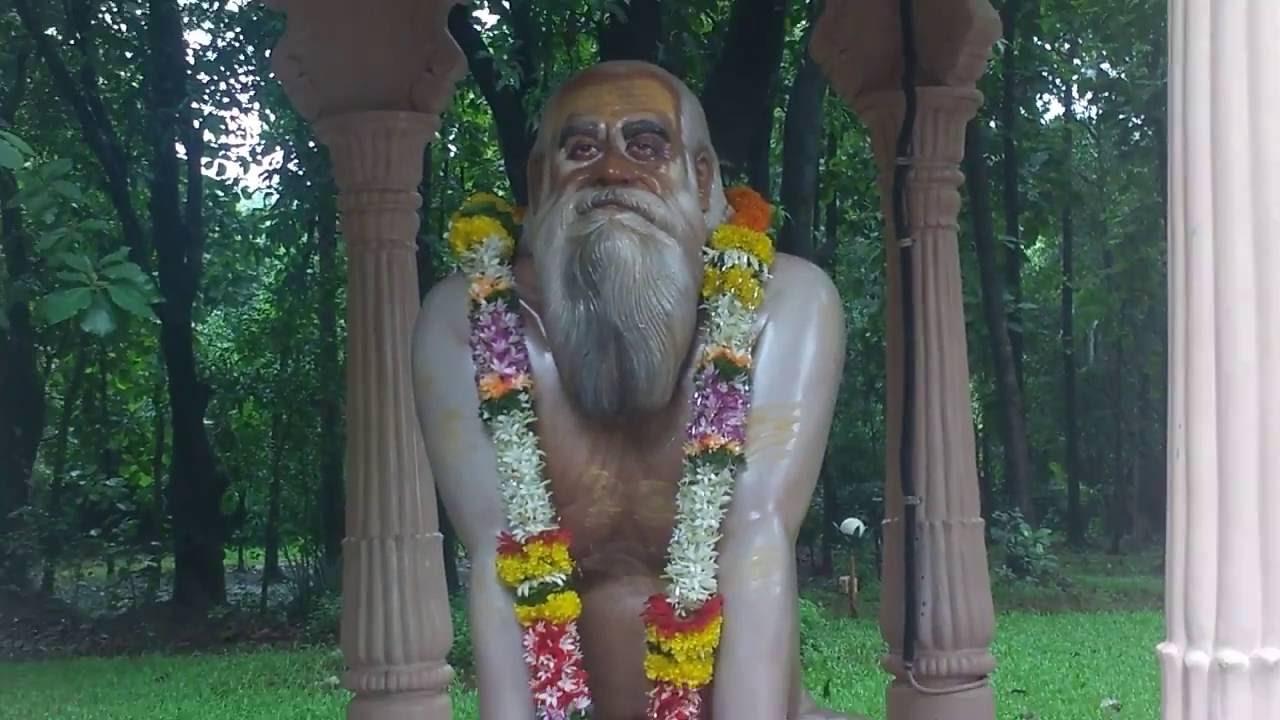GAGANGIRI MAHARAJ MATH Mumbai to Khopoli Road Trip - YouTube