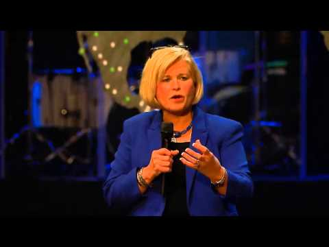 The Cross is the Power of God in Our Lives - Sharon Daugherty