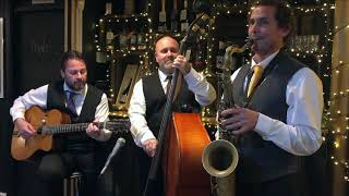 Blue Moon | Metro Vipers | Kent Gypsy Jazz & Swing Band