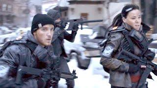 The Division — Тихая ночь! (HD) С живыми актерами