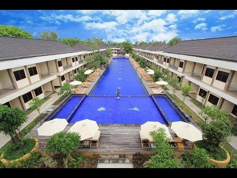Hotel Ombak Paradise, Gili Air, Lombok Utara, NTB