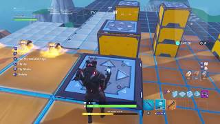CREATIVE MODE SESSION! Playing Published Maps and Making Fortnite Custom Games with Subs Live