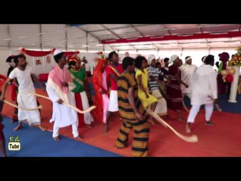 Ethiopian Christmas Exhibition at Millennium Hall 2015